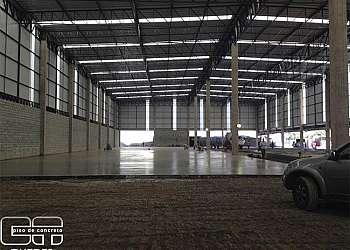 Empresa de pisos industriais