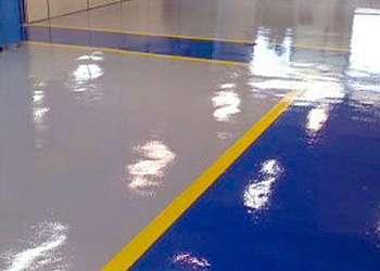 Epoxi para piso industrial