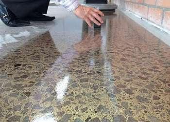 Lapidação de concreto preço Santo André