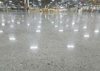 Lapidação de piso de concreto preço São Bernardo do Campo