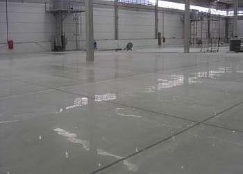 Polimento de concreto Santos
