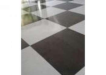 Recuperação de piso granilite