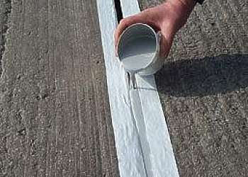 Tratamento de juntas de dilatação em pisos Vale do Paraíba